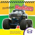 Monster Machines Sound Book (ebook)