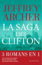 OFFRE TRIO JEFFREY ARCHER - CHRONIQUES DE CLIFTON