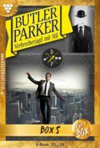 Butler Parker Jubiläumsbox 5 – Kriminalroman (ebook)