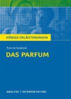 Das Parfum. Königs Erläuterungen. (ebook)
