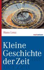 KLEINE GESCHICHTE DER ZEIT