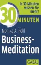 30 Minuten Business-Meditation (ebook)