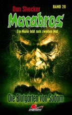 DAN SHOCKER'S MACABROS 20