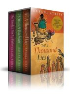 RASANA ATREYA'S BOXED SET: TELL A THOUSAND LIES, THE TEMPLE IS NOT MY FATHER, 28 YEARS A BACHELOR: FICTION FROM INDIA