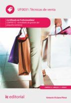 Técnicas de Venta. COMT0112  (ebook)