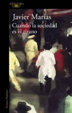 Cuando la sociedad es el tirano (ebook)