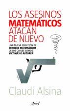Los asesinos matemáticos atacan de nuevo (ebook)