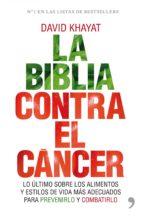 La biblia contra el cáncer (ebook)