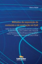 Métodos de exposição de conteúdo e de avaliação em EaD