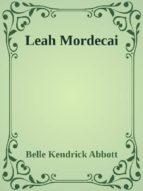 Leah Mordecai (ebook)