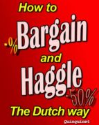 How to Bargain and Haggle (ebook)