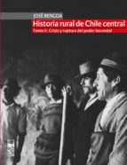 Historia rural de Chile central. TOMO II (ebook)