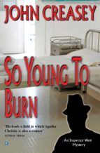 So Young to Burn (ebook)