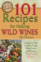 101 Recipes for Making Wild Wines at Home (ebook)