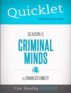 Quicklet on Criminal Minds Season 5 (TV Show) (ebook)