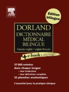 Dorland Dictionnaire médical bilingue (ebook)