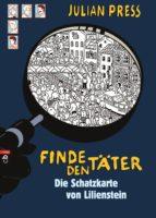 Finde den Täter - Die Schatzkarte von Lilienstein (ebook)