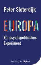 Europa – ein psychopolitisches Experiment (ebook)