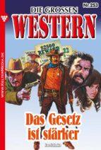 Die großen Western 253 (ebook)