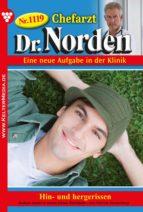 Chefarzt Dr. Norden 1119 – Arztroman (ebook)