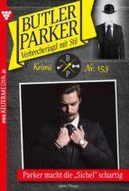 Butler Parker 153 – Kriminalroman (ebook)