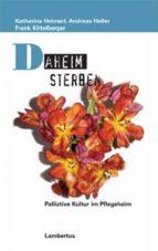 Daheim sterben (ebook)