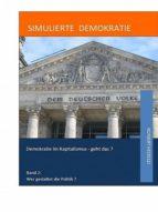 SIMULIERTE DEMOKRATIE - BAND 2