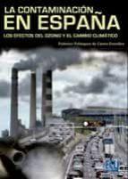 La contaminación en España