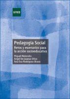 Pedagogía social: retos y escenarios para la acción socioeducativa (ebook)