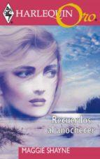 Recuerdos al anochecer (ebook)