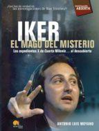 Iker, el mago del misterio (ebook)