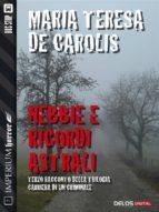Nebbie e ricordi astrali (ebook)