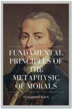 Fundamental Principles of the Metaphysic of Morals (ebook)