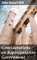 Considerations on Representative Government (ebook)