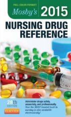 Mosby's 2015 Nursing Drug Reference - E-Book (ebook)