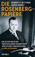 Die Rosenberg-Papiere (ebook)