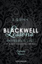 Blackwell Lessons - Entfesselte Lust. Von Marc Blackwell erzählt (ebook)