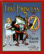 The Lost Princess of Oz (Illustrated) (ebook)