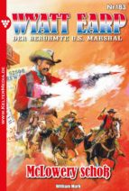 Wyatt Earp 183 – Western (ebook)