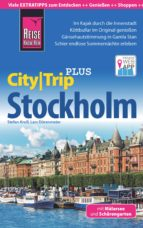 Reise Know-How CityTrip PLUS Stockholm mit Mälarsee und Schärengarten (ebook)