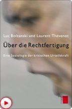 Über die Rechtfertigung (ebook)