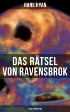 Das Rätsel von Ravensbrok (Hans Hyan-Krimi) (ebook)