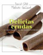 Delicias crudas (ebook)