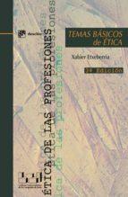 Temas básicos de ética (ebook)