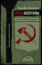 Rojo aceituna (ebook)