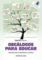 Decálogos para educar (ebook)
