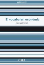 El vocabulari econòmic (eBook)