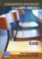 La organización del centro educativo (ebook)