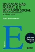 Educação não formal e o educador social (ebook)
