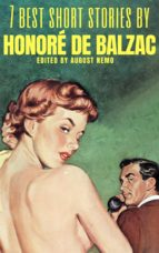7 best short stories by Honoré de Balzac (ebook)